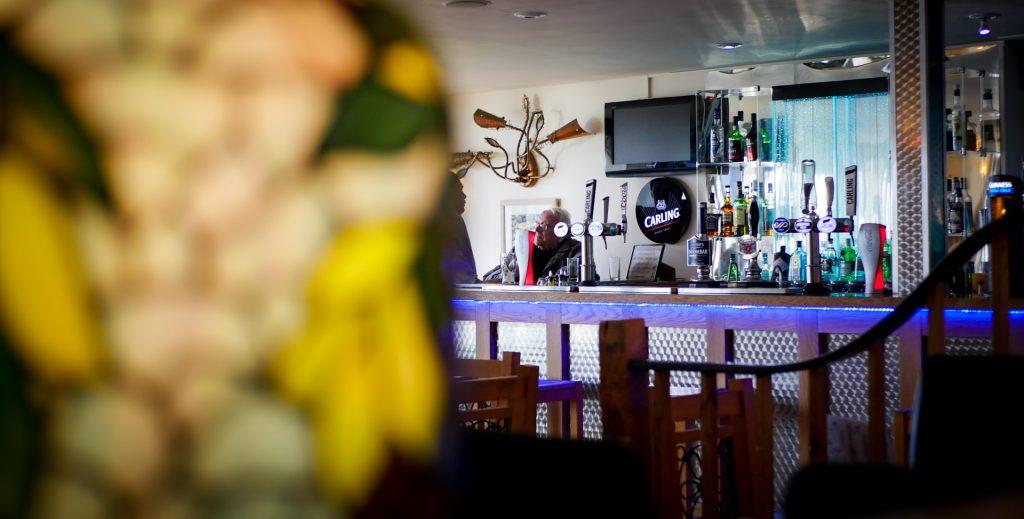Ocean Cafe Bar And Restaurant Broad Haven S Seafront Venue Bar